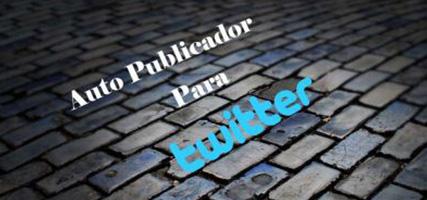 Twando Auto Publicador Para Twitter