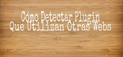 Cómo Detectar Plugin Que Utilizan Otras Webs