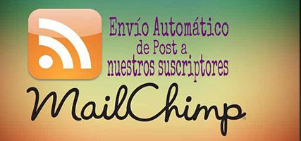 Envío Automático De Nuestros Post A Suscriptores
