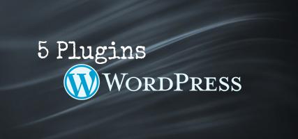 5 Plugins WordPress Para Ayudar A Tus Proyectos